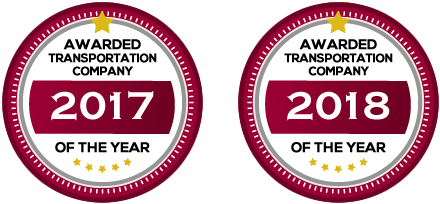 2017-18 Transportation Company of the Year graphics
